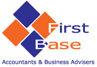 First Base Accountants Logo